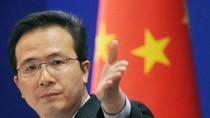 Hồng Lỗi: Trung Quốc không xúi dân biểu tình chống Nhật Bản