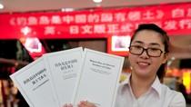 Hoa Đông: Trung Quốc phát hành sách trắng về Senkaku