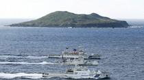 Cảnh sát biển Nhật Bản lại rượt đuổi Hải giám trên biển Hoa Đông
