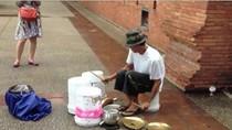 Dàn nhạc đường phố đặc biệt của dị nhân Trung Quốc