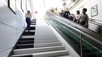 Cầu thang piano Hàng Châu, Trung Quốc