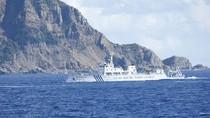 """Tokyo: Không có chuyện Hải giám """"xua"""" tàu CSB Nhật Bản"""