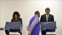 Dân Mỹ đi bầu cử Tổng thống mới