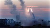Hamas bắn hạ một máy bay chiến đấu của Israel