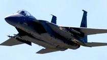 Chiến đấu cơ F-15 Ả-rập Xê-út rơi xuống biển