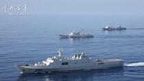 Hạm đội Nam Hải tập trận chiếm đảo trên Biển Đông