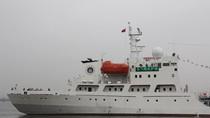 """Trung Quốc lại phái tàu Ngư chính """"to nhất"""" ra Trường Sa"""