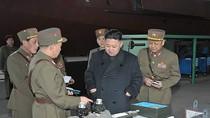 Kim Jong-un kiểm tra sẵn sàng chiến đấu các đơn vị QS 3 ngày liên tiếp