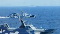Philippines: 2 tàu hải quân Trung Quốc tiến sát Bãi Cỏ Mây, Trường Sa