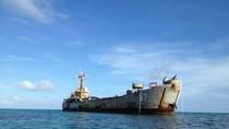 Trung Quốc và Philippines tranh giành trái phép Bãi Cỏ Mây, Trường Sa
