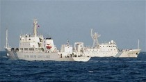 Trung Quốc chặn đường tiếp viện hòng chiếm đoạt phi pháp Bãi Cỏ Mây
