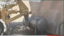 Video: Syria tường thuật phá hủy thiết bị sản xuất vũ khí hóa học