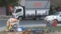 Video: Hàng trăm nạn dân Syria vất vưởng trên phố Thổ Nhĩ Kỳ