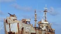 Trung Quốc tuyên bố đã đuổi 2 tàu Philippines khỏi bãi Cỏ Mây