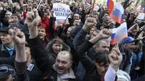 Dân Crimea căng thẳng lựa chọn gia nhập Nga hay ở lại Ukraine