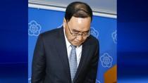 Thủ tướng Hàn: Tiếng khóc người nhà nạn nhân đắm phà ám ảnh hàng đêm