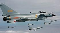 12 sân bay Trung Quốc đình trệ 3 tuần do quân đội tập trận quy mô lớn