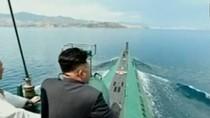 Dấu hiệu Triều Tiên phát triển tên lửa đạn đạo phóng từ tàu ngầm