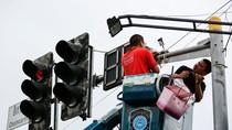 Trung Quốc bắt đầu lắp camera theo dõi các phố chính ở Phnom Penh
