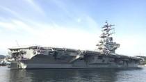 Dấu hiệu mới cho thấy Mỹ đã sẵn sàng xử lý tình huống quân sự ở Biển Đông