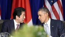 Thủ tướng Abe: Nhật đang xem xét phương án tuần tra cùng Mỹ ở Biển Đông