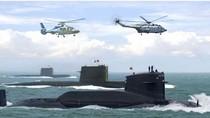 Các xoáy nước ngầm gần Hoàng Sa có thể nghiền nát tàu ngầm Trung Quốc