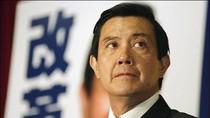 """Mã Anh Cửu lên án báo Đài Loan vì """"chia rẽ"""" ông với Hoa Kỳ"""