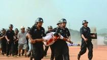 Trung Quốc thắt chặt chống khủng bố trên toàn quốc dịp tết Bính Thân