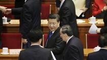 Căng thẳng trong phiên khai mạc Chính hiệp Trung Quốc