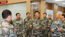 Ông Tập Cận Bình công bố chức danh mới - Tổng chỉ huy Tác chiến liên hợp