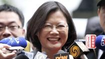 Bà Thái Anh Văn: Sẽ duy trì hiện trạng eo biển Đài Loan bằng mọi cách