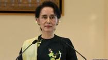 Chiếc ghế Nguyên thủ và mong mỏi của người dân Myanmar