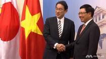Nhật Bản tăng cường hợp tác với Việt Nam và Lào trên Biển Đông