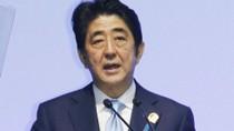 Thủ tướng Shinzo Abe nỗ lực thành lập mặt trận bảo vệ phán quyết của PCA