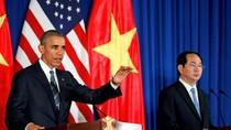Báo Nhật lo ngại Việt Nam bị kẹt giữa 3 siêu cường Mỹ - Trung - Nga