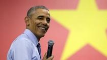 Ông Obama chia sẻ với Việt Nam cách ứng xử với Trung Quốc