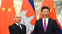 Ông Tập Cận Bình: Trung Quốc - Campuchia tình như thủ túc