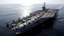 2 cụm tàu sân bay Hoa Kỳ đến sát Biển Đông bảo vệ phán quyết của PCA
