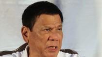 Ông Duterte: Đừng làm to chuyện Scarborough để đổi lấy giúp đỡ từ Trung Quốc