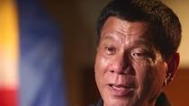 Ông Rodrigo Duterte chỉ dọa chia tay Mỹ