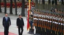 Trung - Mỹ cạnh tranh, Rodrigo Duterte đắc lợi