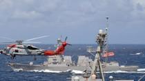 3 khu trục hạm Hoa Kỳ khiến Trung Quốc lo lắng ở Biển Đông đã rút về căn cứ