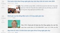 Sự im lặng, né tránh khó hiểu của Viện Khoa học giáo dục Việt Nam