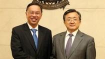 Trung Quốc có thể trả Singapore 9 xe bọc thép trước Tết Đinh Dậu