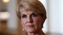 Ngoại trưởng Úc kêu gọi ông Trump tăng hiện diện của Mỹ ở Biển Đông, châu Á