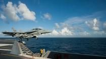 Mỹ có thể điều cụm tàu sân bay tấn công tới tuần tra ở Trường Sa, Hoàng Sa