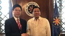 Tại sao Bộ trưởng Thương mại, Phó Thủ tướng Trung Quốc liên tục đi Philippines?