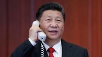 Cú điện thoại bất thường giữa ông Tập Cận Bình với ông Donald Trump