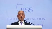 Thông điệp của Bộ trưởng Quốc phòng Mỹ về Biển Đông, Triều Tiên tại Shangri-la