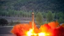 Triều Tiên lại thử nghiệm động cơ tên lửa đạn đạo xuyên lục địa